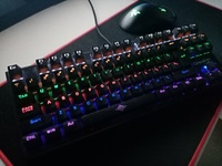 Used Razer essential, k28 gaming keyboard in Dubai, UAE