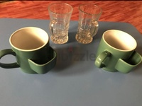 Used Glasses and soup cups in Dubai, UAE