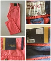 Used Esprit men's pants in Dubai, UAE