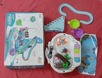 Used Magnetic electric early fishing toy set! in Dubai, UAE