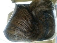 Used Full lace Glueless Straight hair light b in Dubai, UAE