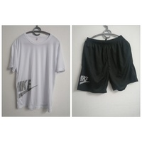 Used New Sportswear T-shirt short tracksuit in Dubai, UAE