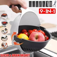 Used Brand new 9 in 1 wet vegetables basket in Dubai, UAE