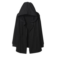 Used Brand new cape hoodie black for men in Dubai, UAE