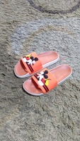 Used Mickey mouse slipper for her size 37 in Dubai, UAE