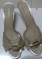 Used ORIGINAL VINCCI SHOE ... SIZE 10 in Dubai, UAE