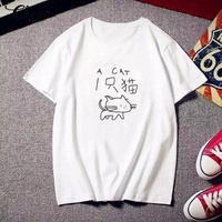 Used New cute White tshirt for her size XL in Dubai, UAE
