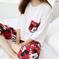 Used Brand new mickey mouse pijamas Size L in Dubai, UAE