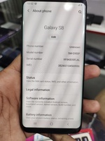 Used Samsung s8 very little shade 64 gb in Dubai, UAE