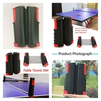 Used Retractable Table Tennis Net in Dubai, UAE