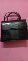 Used Aldo crocs skin handbag in Dubai, UAE