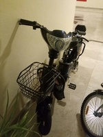 Used E bike in Dubai, UAE