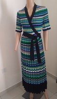 Used Maje wrap around dress in Dubai, UAE