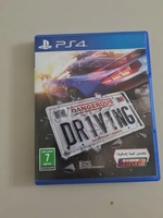 Used Dangerous Driving - PS4 - As New in Dubai, UAE