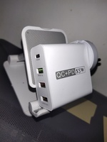 Used Super Fast Charger 53W 3USB 1 C type in Dubai, UAE