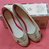 Used Cute doll shoes for your princess, 39 ! in Dubai, UAE
