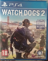 Used PS4 watchdogs 2 in Dubai, UAE
