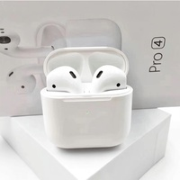 Used PRO 4 BEST OFFER AIRPODS NEW DEAL🎊❤️ in Dubai, UAE