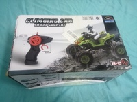 Used RC Car Rock Crawler Remote Control toy in Dubai, UAE
