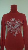 Used Ed Hardy wool tunic in Dubai, UAE