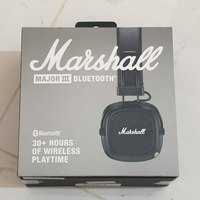 Used Marshall Headset Bluetooth (Brand New) in Dubai, UAE