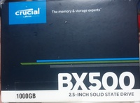 Used crucial bx500 1tb SSD in Dubai, UAE