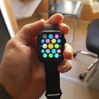 Used X SMART WATCH APPLE CLONE ELE1. in Dubai, UAE