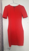 Used Jane norman red fitted dress in Dubai, UAE