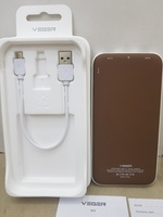 Used VEGET Original Power Bank 25000mAh in Dubai, UAE