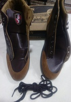 Used Stylish casual leather shoes brand new in Dubai, UAE