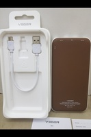 Used VEGER ORIGINAL POWERBANK 25000MAH NEW in Dubai, UAE