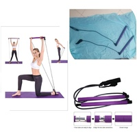 Used New Yoga resistance band Pilates stick.. in Dubai, UAE