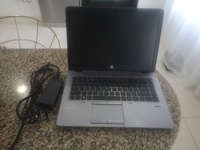Used HP Elitebook 840 G1 Intel 5 black laptop in Dubai, UAE