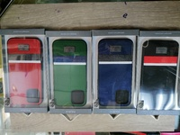 Used Iphone 12 pro leather case in Dubai, UAE