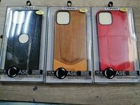 Used Iphone 12- 6.7 inches leather case in Dubai, UAE