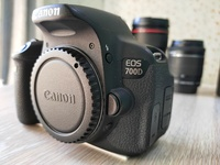 Used CANON 700D with KIT LENS EFS 18-55 MM IS in Dubai, UAE