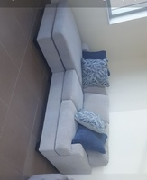 Used Right corner sofa in excellent condition in Dubai, UAE