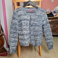 Used DK knitted high quality jacket in Dubai, UAE