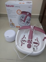 Used Beurer foot spa and air humidifier in Dubai, UAE