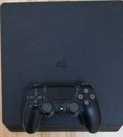 Used PS4 1TB with 13 inch Portable HDR screen in Dubai, UAE
