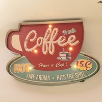 Used Coffee Cup Shaped Hanging Lamp in Dubai, UAE