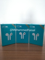 Used I11_5.0 Bluetooth Airpods White in Dubai, UAE