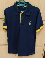 Used Normal T shirt in Navy Blue for him ! in Dubai, UAE