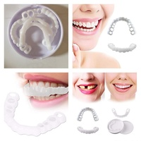 Used Snap-on Smile Teeth Unisex NEW in Dubai, UAE