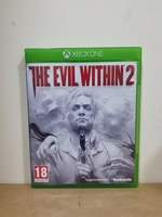 Used The Evil with in2 for xbox one in Dubai, UAE