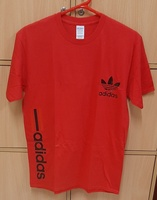 Used ADIDAS Track suit in Red and Black ! in Dubai, UAE