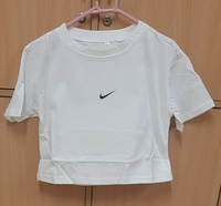 Used Girls croc top in white ! in Dubai, UAE