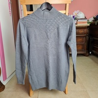 Used Natural elegance S/M grey top in Dubai, UAE