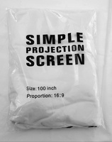 Used Projector screen in Dubai, UAE