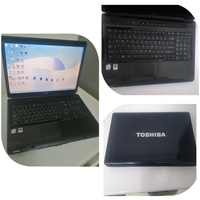 "Used Toshiba Satellite Laptop 17"" Big screen in Dubai, UAE"